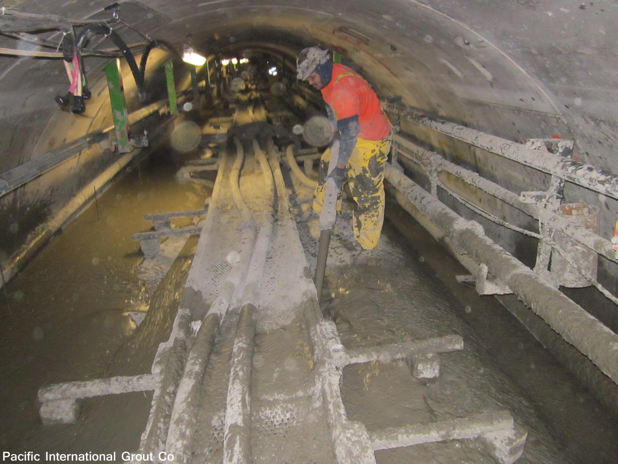 Cellular Concrete Systems : Brightwater conveyance tunnel system pacific