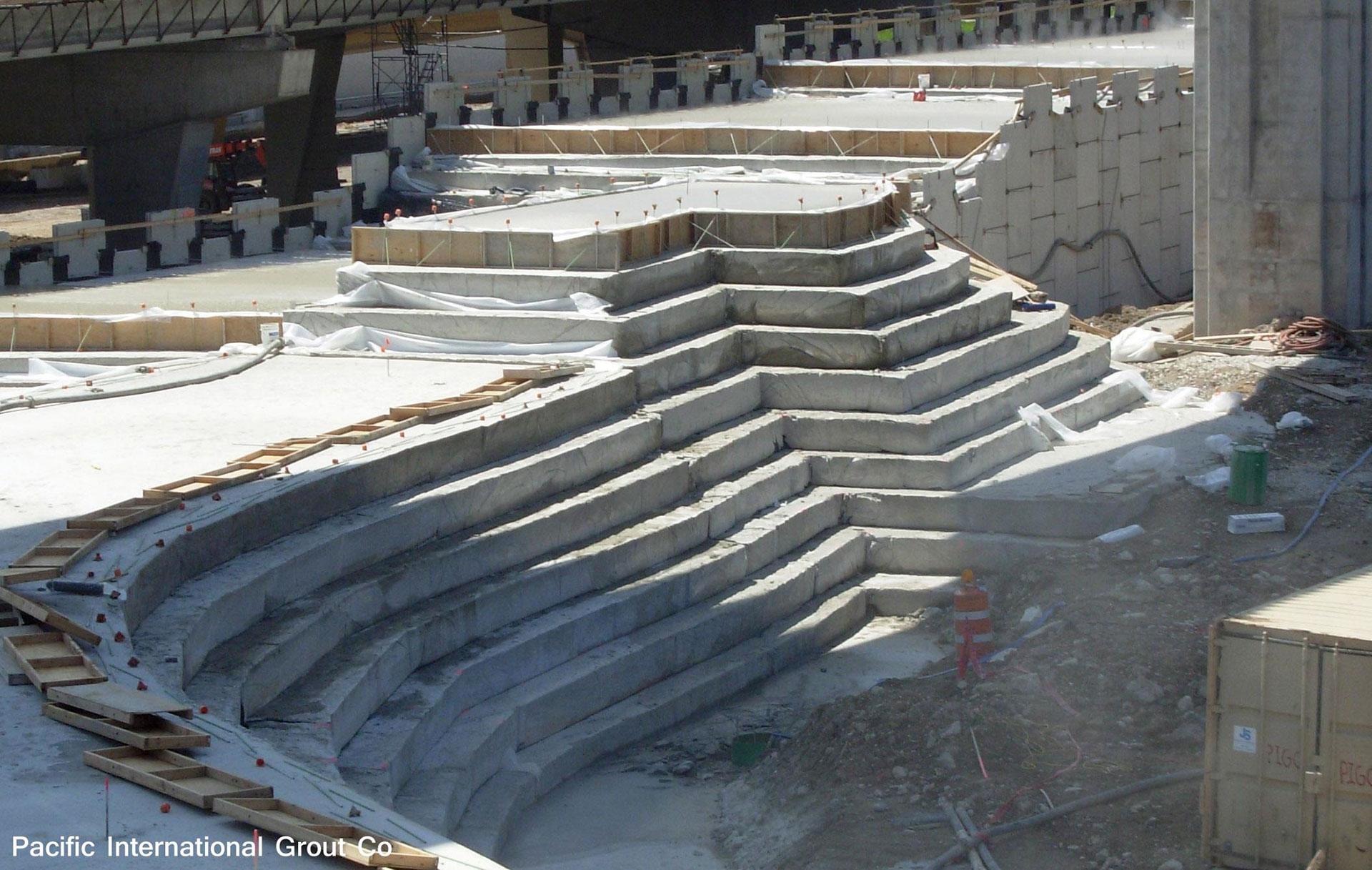 Cellular Concrete Solutions : Cellular concrete contractor pacific international grout